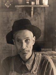 One of Jack Stoddart's photos depicts Claude Ramsey,