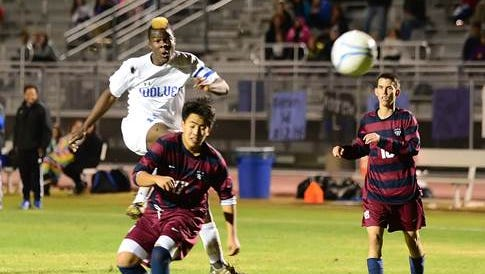 Don Tchilao scored nine goals against Mesquite, which is believed to be a single-game state record.