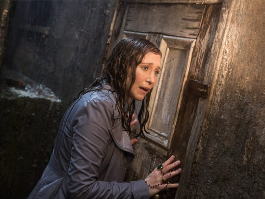 "Vera Farmiga plays Lorraine Warren in ""The Conjuring"