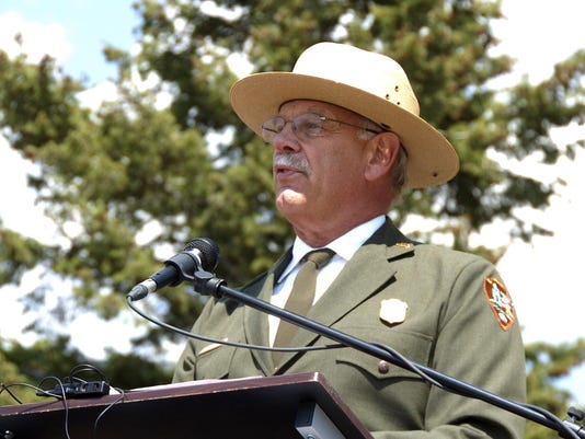Yellowstone Superintendent