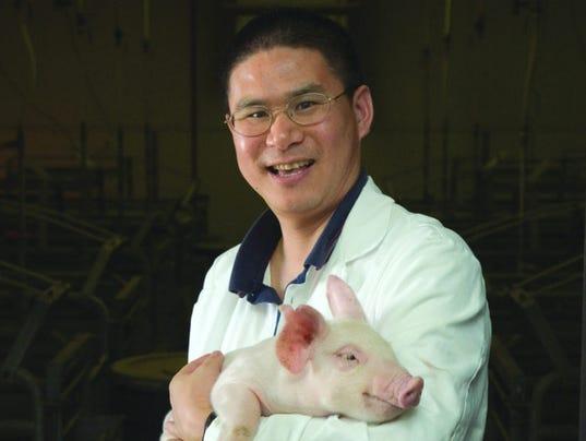 Dr. Guoyao Wu