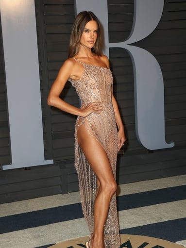 The naked dress is here to stay. Stars are kicking