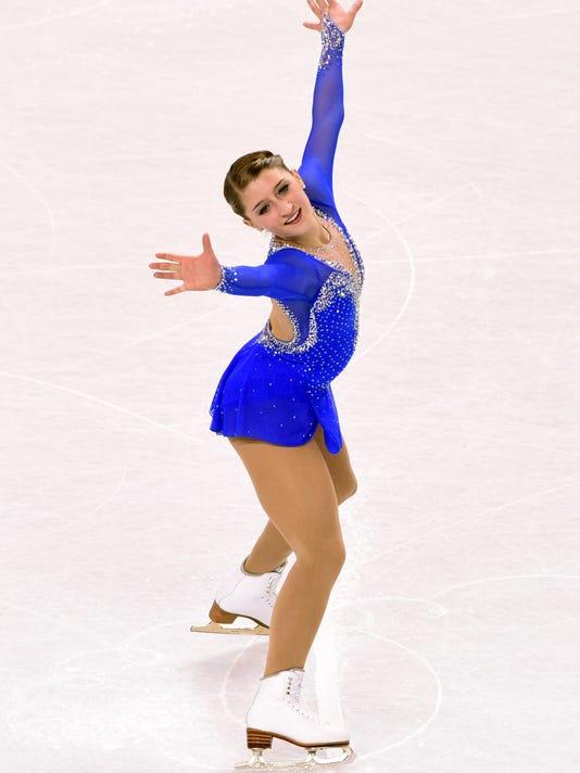 Figure Skating: U.S. Championship-Ladies Free Skate