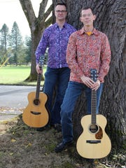 Two Man Bob is an acoustic, pop duo.