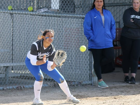 Olympic's softball team is headed to the Class 2A state tournament for the first time since 2015. The Trojans face former Olympic coach Dusty Anchors and his Ridgefield Spudders in the first round Friday.