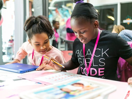 Black Girls Code is a nonprofit which introduces girls