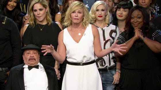 Chelsea Handler says bye to her show on E!.
