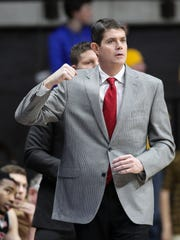Dave Rice, the former head coach at UNLV, will earn about $250,000 as an assistant at UW.