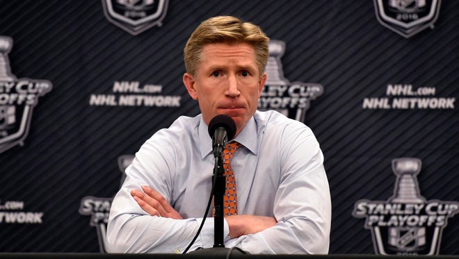 A trip to the playoffs in his first year puts the Dave Hakstol Era off on the right foot.