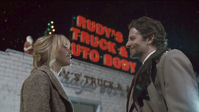 Jennifer Lawrence and Bradley Cooper co-star again in David O. Russell's 'Joy.'
