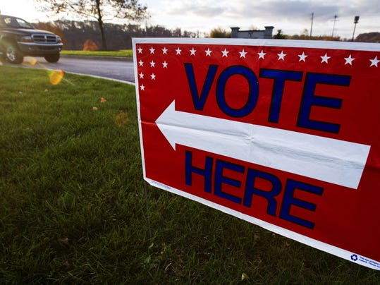 The 2015 municipal elections will be Nov. 3.