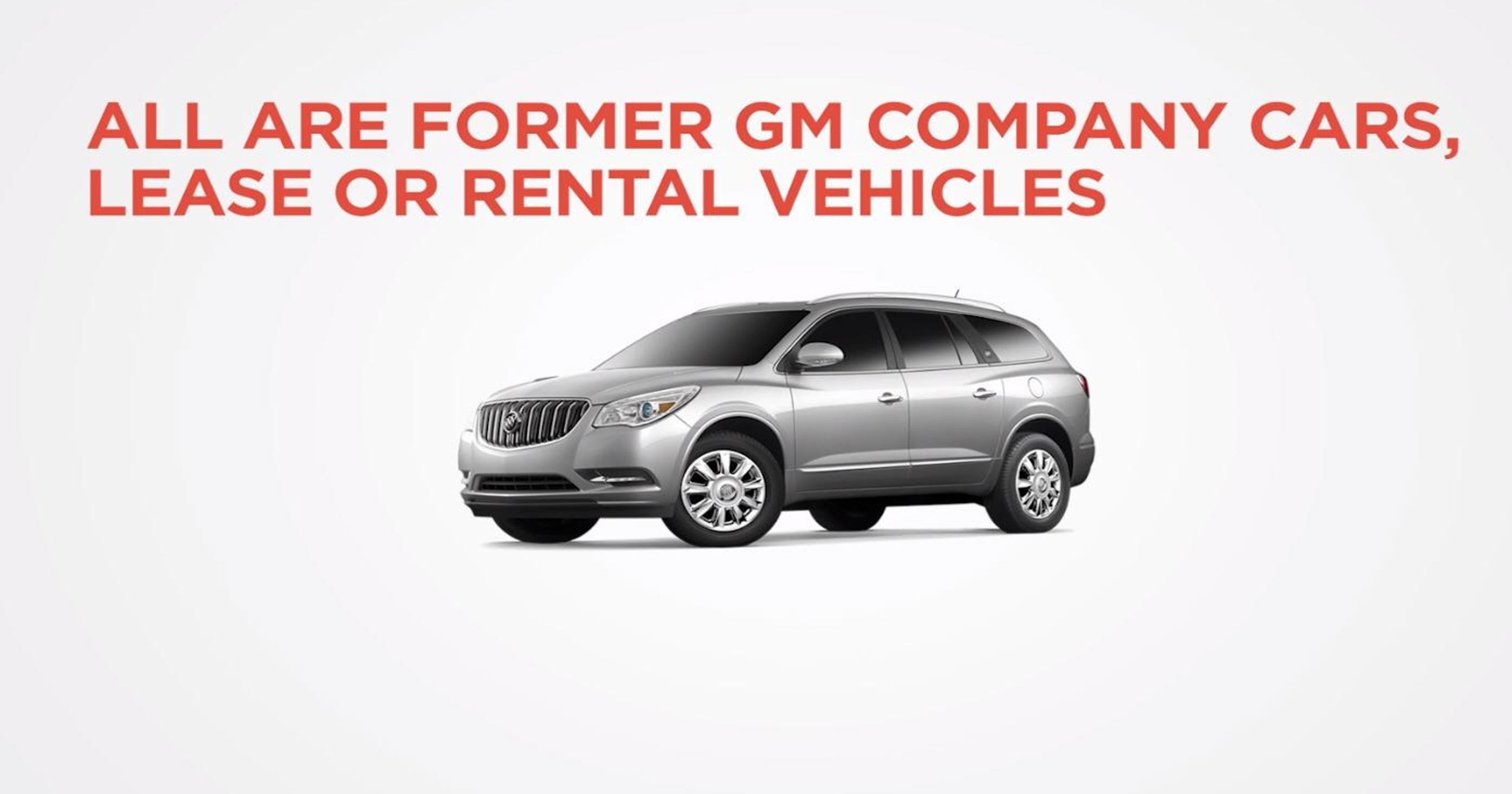 Gm To Launch Online Used Car Sales Program
