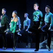 """Tickets are now on sale for """"Riverdance – The 20th Anniversary World Tour,"""" set for a five-performance run at Downtown's Plaza Theatre, beginning March 4."""