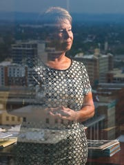 Karen Williams-Goetz is president and CEO of the Louisville Convention and Visitors Bureau. She's overseeing the convention center's expansion and renovation, which she says is much needed so to compete more with Nashville and Indianapolis.