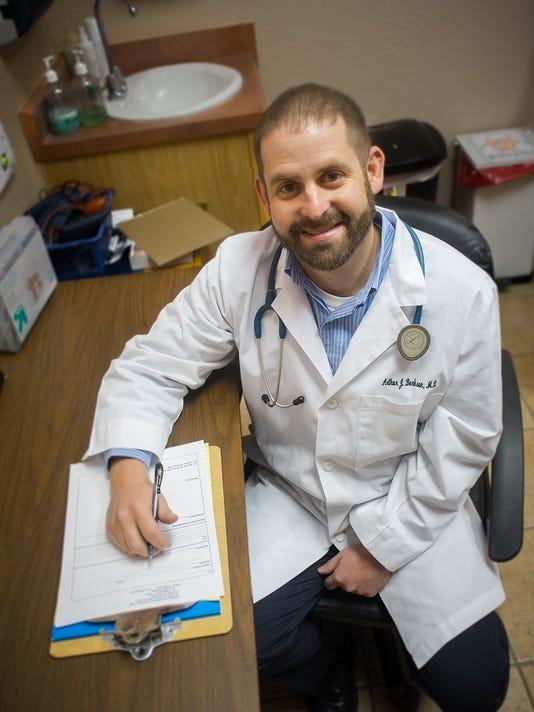 Dr. Arthur Berkson