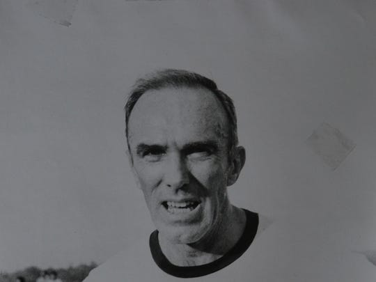Verne Rockcastle was a founding member of the Finger Lakes Runners Club.