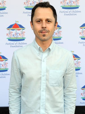 Giovanni Ribisi attends Carousel of Possible Dreams on July 11, 2015, in Los Angeles.