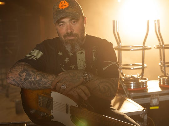 Aaron Lewis will perform at 9 p.m. Thursday, May 11 at Brewster Street Ice House, 1724 N. Tancahua St. Doors open at 8 p.m. Cost: $32-$35. Information: www.brewsterstreet.net or 361-884-2739.