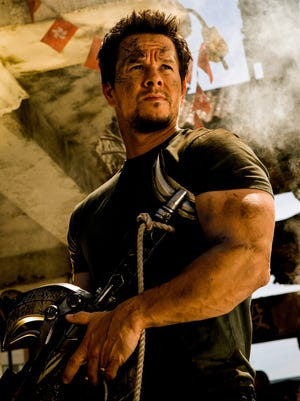 """Mark Wahlberg stars in """"Transformers: Age of Extinction."""""""