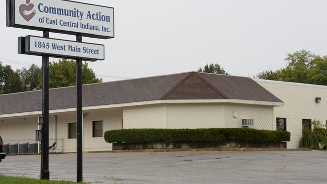 Community Action of East Central Indiana Inc. office's is at 1845 W. Main St. in Richmond.