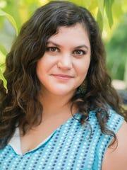 Author Leah Franqui.