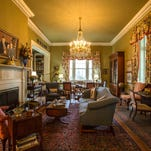 This dramatic Anchorage mansion takes you back in time. Take a look around - it's stunning