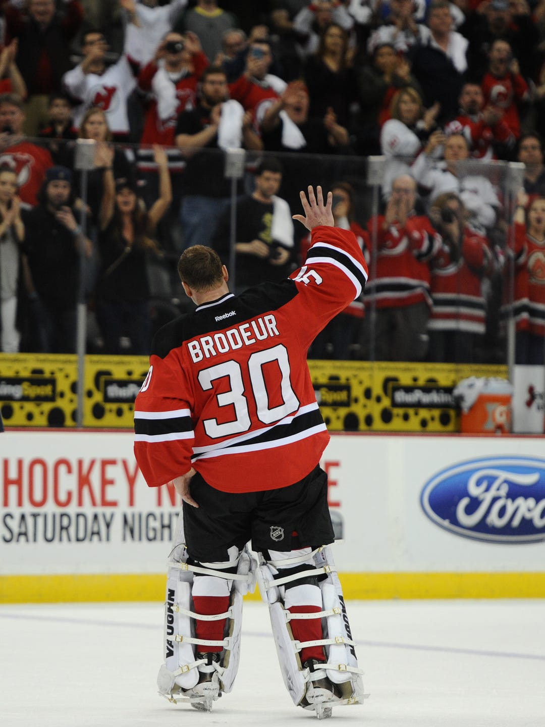 huge selection of b58d4 f69eb Photos: NJ Devils goaltender Martin Brodeur through the years