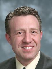 Mansfield candidate Dan Hardwick