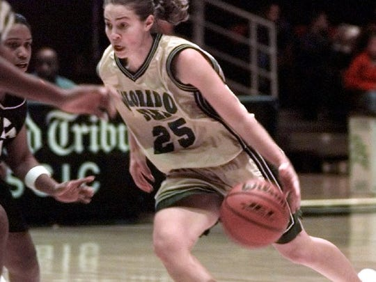 CSU legend Becky Hammon was a consensus All-American as the Rams went 33-3 in 1998-99. The 2015-16 CSU team can tie the 98-99 team for longest win streak in program history with a victory Saturday.