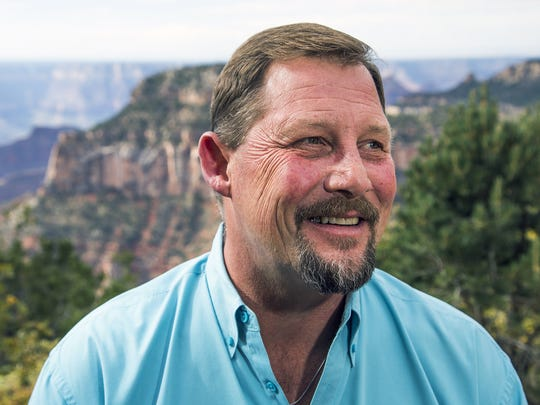 Mike Kidd talks about what happens at the North Rim when the Grand Canyon is closed for the winter.