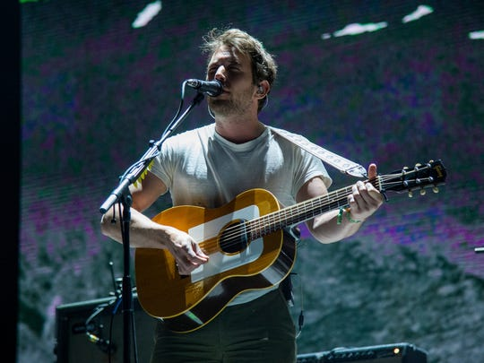 Robin Pecknold and the rest of Fleet Foxes will perform at the Murat Theatre on May 24.