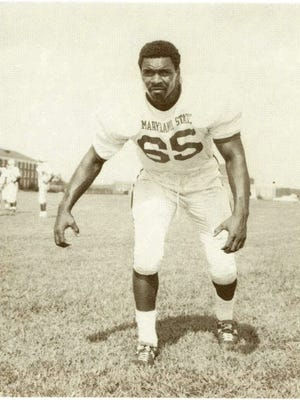 Gerald Irons, a University of Maryland Eastern Shore Hall of Famer.