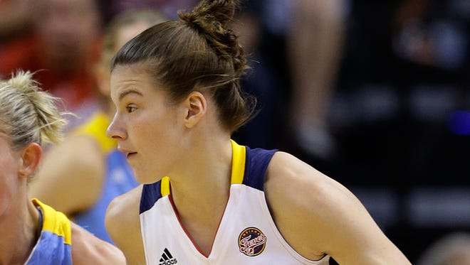 Maggie Lucas, Indiana Fever