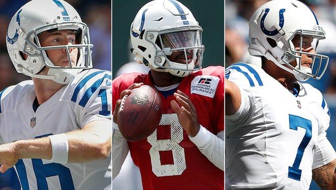 Get to know the quarterbacks.