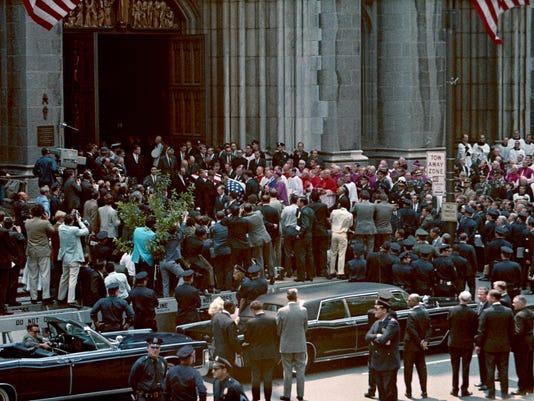 Robert F. Kennedy funeral