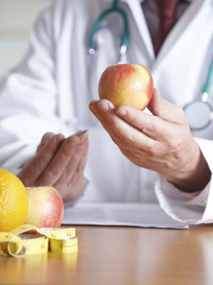 A nutritionist provides a specific place to discuss food, weight and health issues.