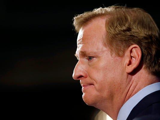 APTOPIX NFL Domestic Violence Football