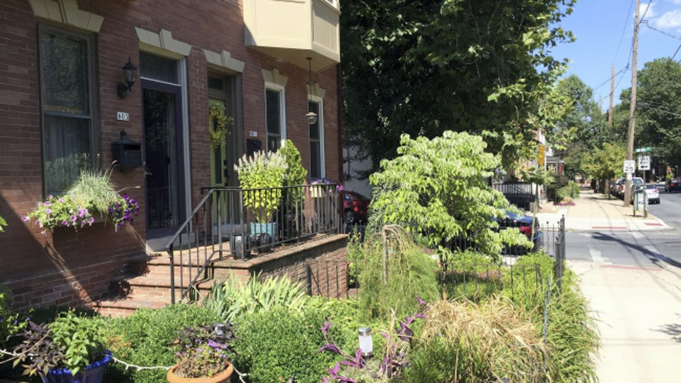 Chestnut House sits on a quiet block of Chestnut Street in Lancaster. The door charge for a concert is 15 to 20. The Lehmans supplement the take at the door to provide the bands with at least 400 and sometimes as much as 1,200, Tim Lehman said.