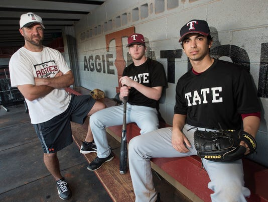 Tate Baseball Preview