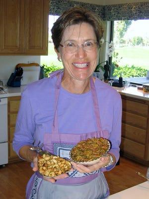 Kathi Salvog of Palm Desert shares her unique recipe for spiced nuts.