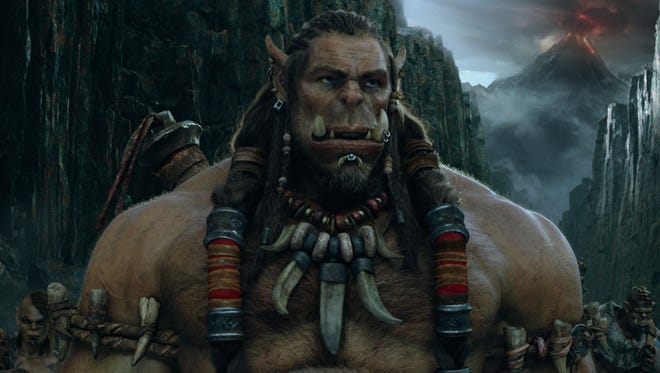 "A still from ""Warcraft."" The movie opens Thursday at Regal West Manchester Stadium 13, Frank Theatres Stadium 13 and R/C Hanover Movies."