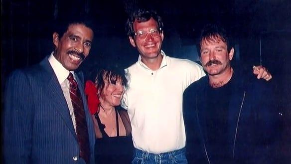 Letterman photo