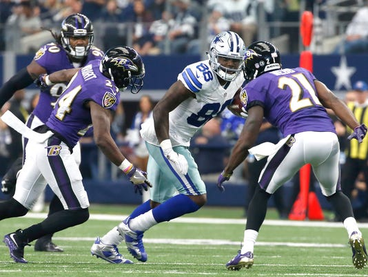 Eyes Ahead For Flacco Ravens After Loss To Nfl Best Cowboys