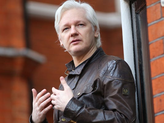 Julian Assange Profile Image