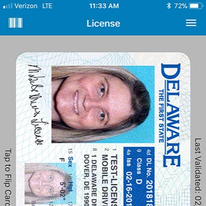 The Delaware Division of Motor Vehicles has launched