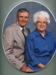 The late Cullen and Martha Adair