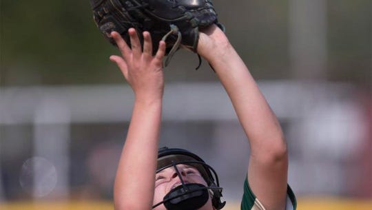 JP Stevens vs South Plainfield Softball in South Plainfield,