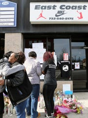 """Jamal """"Mally"""" Gaines, 21, the owner of East Coast Boutique, a sneaker store at 1546 Irving St. was shot at the store in 2016 and died at the scene. He had dreamed of becoming a business owner since childhood. No one has been arrested in connection with his death."""