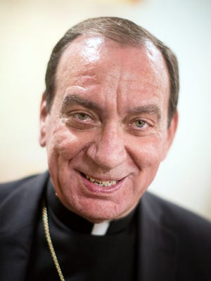 Archbishop Dennis Schnurr is the 10th leader of the Cincinnati Archdiocese. He came to office Dec. 21, 2009.
