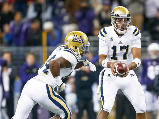 NCAA Football: UCLA at Washington